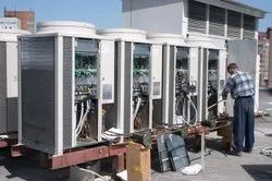 VRF And VRV Maintenance And Repairing Service, Copper, Capacity: 120hp
