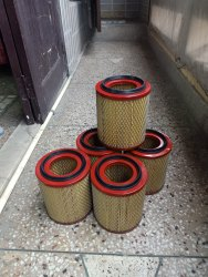 Paper Yellow Discover Oil Filter, Automation Grade: Manual