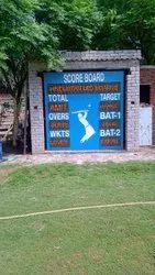 HinLED Digital Cricket Score Baord