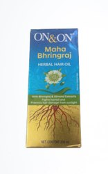Maha Bhringraj Herbal Hair Oil