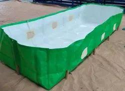 HDPE Vermi Compost Bed