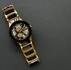 Analog New Rado Centrix Automatic Open Heart Watch For Men