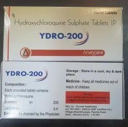Hydroxychloroquine Tablet Ip 200mg