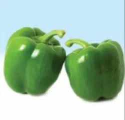 Green Hybrid Sweet Pepper Seeds, Packaging Type: Packet