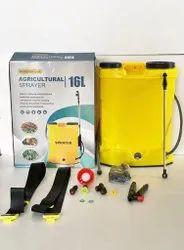 16L Agriculture Battery Sprayer, 12v 8ah battery