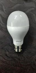 Round Cool daylight 15W Philips LED Light Bulb, For Indoor, Base Type: B22