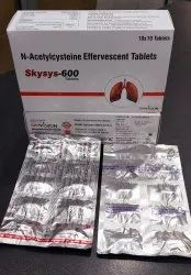 N Acetylcysteine 600 Mg Tablets