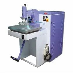 Semi automatic high Frequency embossing machine