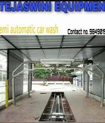 Car Wash Semi Automatic
