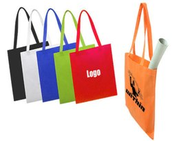 Printed non woven bags with handle, For Promotional