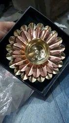Brass Puja Diya