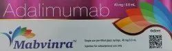 Mabvinra Injection 40mg 0.8 Ml