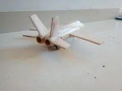 wooden F15 Fighter Jet