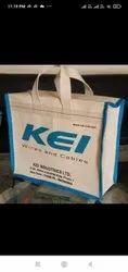 Vimal Bags White Canvas Gift Bag, Capacity: 15kg