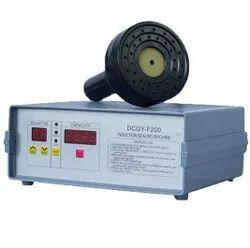 Induction sealer machine