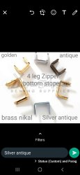 Zipper Stopper