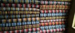 Check Cotton Mattress Fabrics, 14, 340