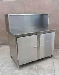 Steel Service Counter
