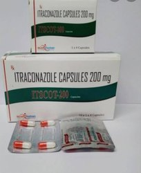 Itraconazole 200mg Tablet
