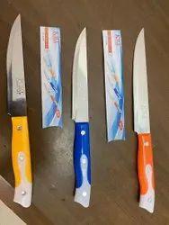 Krown Brand Stainless Steel 444,555,666 Kitchen Knives