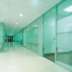 Office Glass Partition Work, Pune