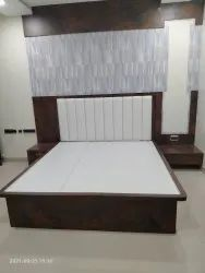 King Size Bedroom Bed