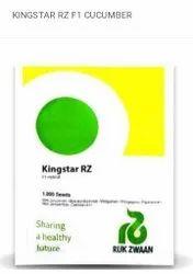 Red Hybrid Rijkzwaan Kingstar RZ Cucumber seeds