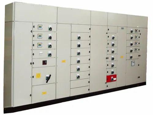 Three Phase HT Control Panel