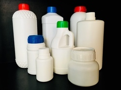 PESTICIDE & CHEMICAL HDPE BOTTLES