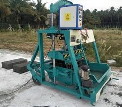 Kovai Semi Automatic Egg Laying Block Machine