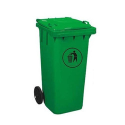 Airsoft Wheeled Garbage Bin 120 Ltrs