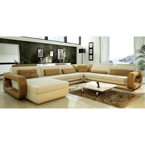 Leather Solid Wood Sofa Set Rs 100000 Set Acme Industries Id