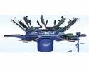 Bharath Fushing Garment Printing Machine, 1 To 10 Hp
