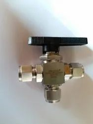 Panel Mounting Ball Valves