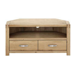 2 Drawer Wooden TV Stands