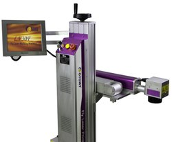Laser Batch Coding Machine