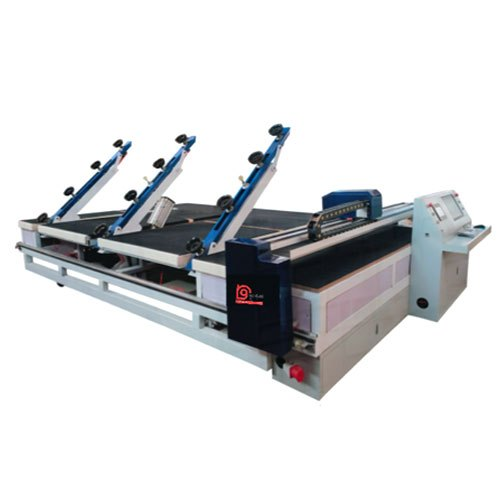 Multi Function CNC Glass Cutting Machine