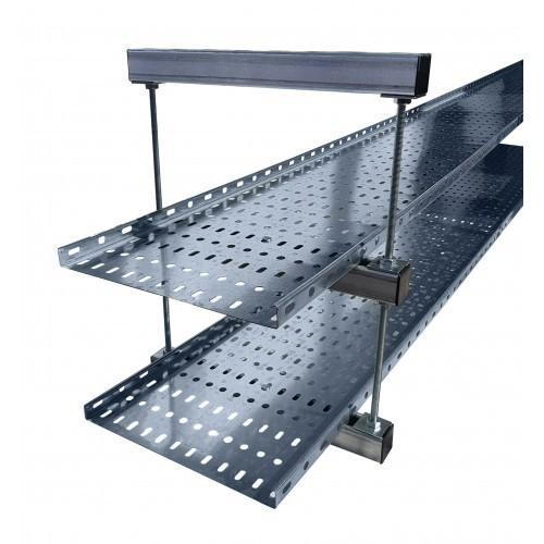 Cable Tray Support Industrial Pratik Cabletray System