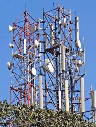 Jio Airtel Vodafone Idea Mobile Tower Installation Service ...