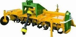 Swan tractor rotavator