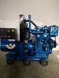 Diesel Welding Genset, Size: 4x2x4 Foot Lxwxh