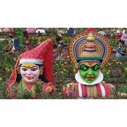 Decorative Sculpture And Wall Art Manufacturer From Raichur