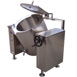 Electric Tilting Bulk Cooker