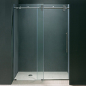 Bathroom Toughened Glass