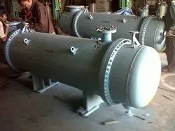 Water Cooled Tube Heat Exchanger S&T