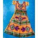 Lehanga Choli Girls Dress