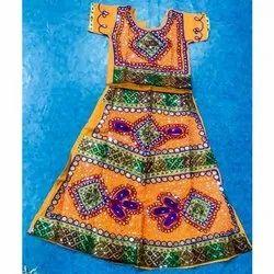 Traditional Lehanga Choli Girls Dress