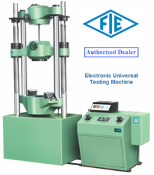 FIE Make Universal Testing Machines