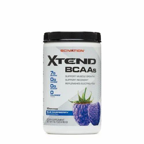 Scivation Xtend BCAAs Powder, 15.7 Oz (416g)