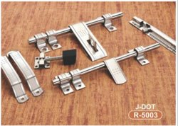R-5003 J-Dot  Stainless Steel Door Kit